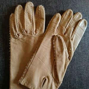 GAP Leather Gloves